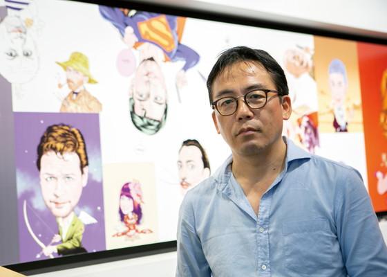 大木淳夫さん 『東京最高のレストラン』編集長